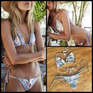 BEACH RIOT X SCF 🌸 Bikini Sample NWOT